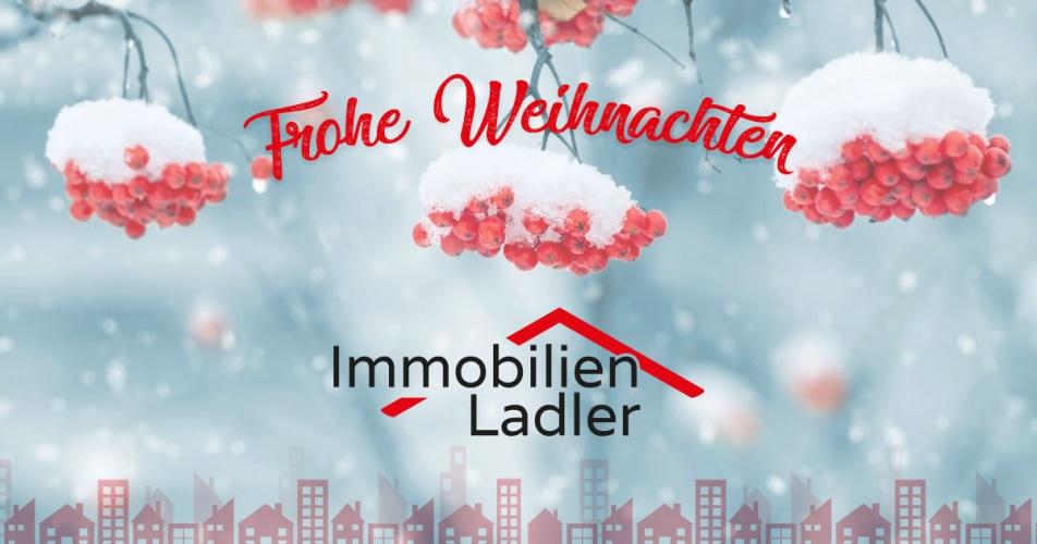 Weihnachtsbild Immobilien Ladler