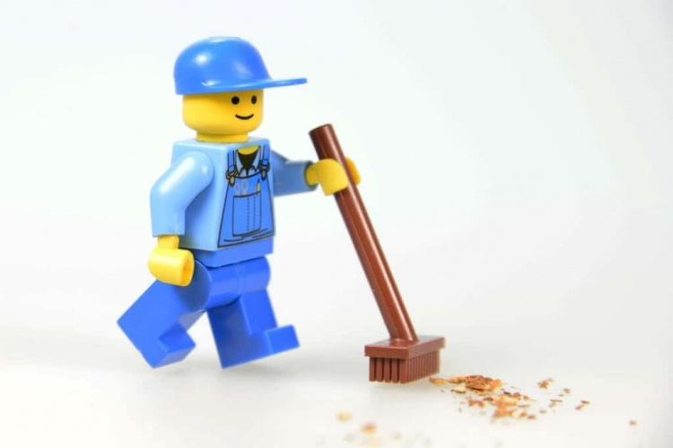 Lego-Maxerl
