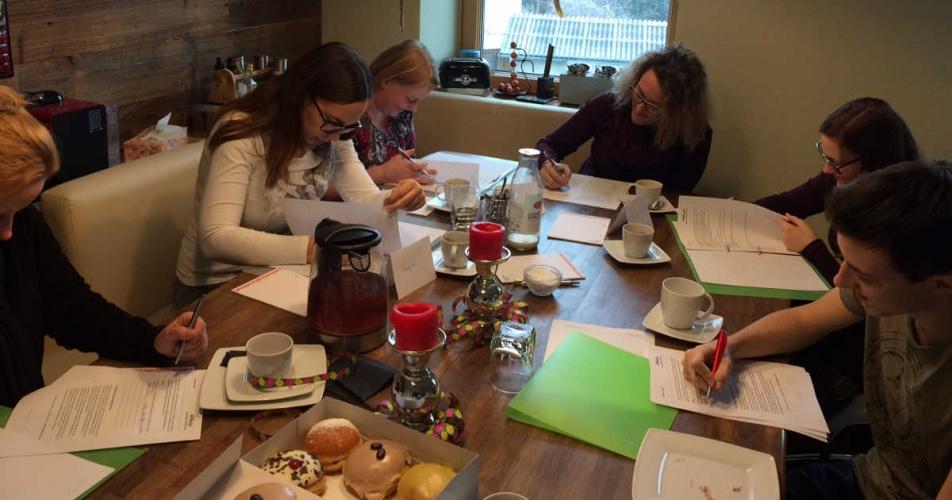 Workshop E-Mails texten von Obskura bei Immobilien Ladler
