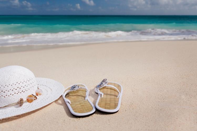 Sommer an Strand